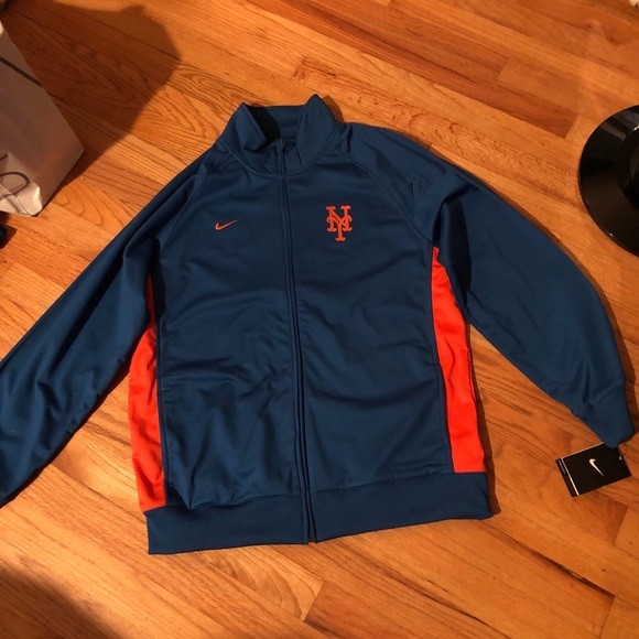 the best attitude f4a02 dd833 New York Mets Nike Zip up Hoodie
